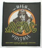 AC/DC - 'High Voltage Angus' Woven Patch